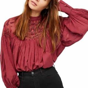 Free People Have it Your Way Top size small